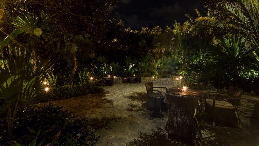 La magie de la terrasse du jardin - Riad Villa Blanche - Agadir